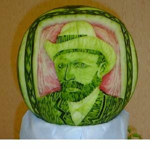 water_melon_art_chuck_norris