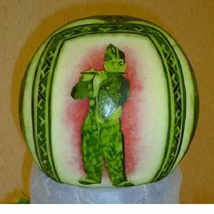 water melon flute