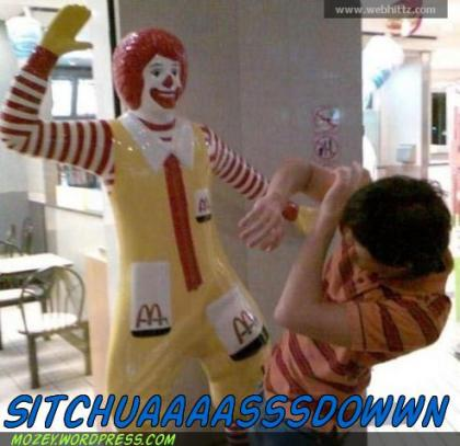 mcdonald funny humor halarious humor